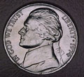 1974-P CH BU Jefferson Nickel Singles