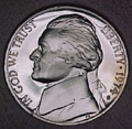 1974-S Gem Proof Jefferson Nickel Singles