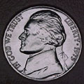1975-P CH BU Jefferson Nickel Singles