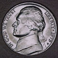1975-D CH BU Jefferson Nickel Singles