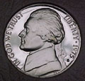 1975-S Gem Proof Jefferson Nickel Singles