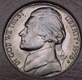 1976-D CH BU Jefferson Nickel Singles