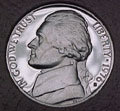 1976-S Gem Proof Jefferson Nickel Singles