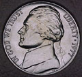 1977-P CH BU Jefferson Nickel Singles