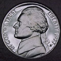 1977-S Gem Proof Jefferson Nickel Singles
