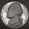 1978-S Gem Proof Jefferson Nickel Singles