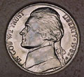 1982-D CH BU Jefferson Nickel Singles