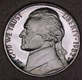1982-S Gem Proof Jefferson Nickel Singles