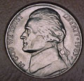 1983-P CH BU Jefferson Nickel Singles