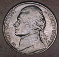 1983-D CH BU Jefferson Nickel Singles