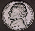 1984-D CH BU Jefferson Nickel Singles