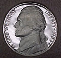 1984-S Gem Proof Jefferson Nickel Singles