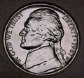 1987-D CH BU Jefferson Nickel Singles