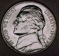 1991-D CH BU Jefferson Nickel Singles