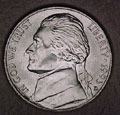 1993-D CH BU Jefferson Nickel Singles