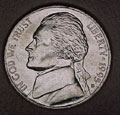 1995-D CH BU Jefferson Nickel Singles