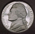 1996-S Gem Proof Jefferson Nickel Singles