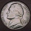 1997-P CH BU Jefferson Nickel Singles