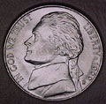 1999-P CH BU Jefferson Nickel Singles