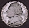 2000-S Gem Proof Jefferson Nickel Singles