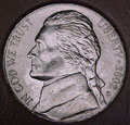 2002-D CH BU Jefferson Nickel Singles