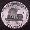 2004-S Keel Boat Gem Proof Jefferson Nickel Singles