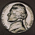 1966 CH SMS Jefferson Nickel Singles