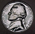 1969-S Gem Proof Jefferson Nickel Singles
