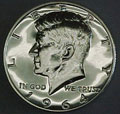 1964 Gem Proof Kennedy Half Dollar Singles