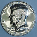 1968-S Gem Proof Kennedy Half Dollar Singles