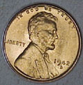 1942-D CH BU Lincoln Cent Singles