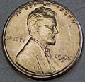 1945-D CH BU Lincoln Cent Singles