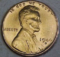 1946-D CH BU Lincoln Cent Singles