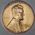 1954-D CH BU Lincoln Cent Singles