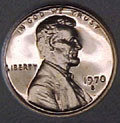 1970-S Gem Proof Lincoln Cent Singles