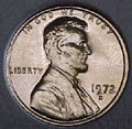 1972-D CH BU Lincoln Cent Singles