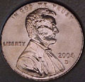 2004-D CH BU Lincoln Cent Singles