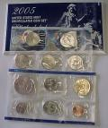 2005 Complete Mint Set