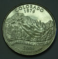2006-D CO Colorado CH BU Statehood Quarter Singles