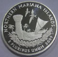 2009-S Northern Mariana Islands 90% Silver Gem Proof Statehood