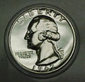 1962 Gem Proof Washington Quarter Singles