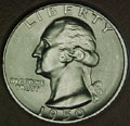 1950-S CH BU Washington Quarter Singles
