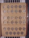 Jefferson Nickels 1938-1964 Complete Set CH BU Only