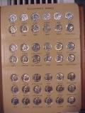 Roosevelt Dimes 1946-2017-S Complete Set CH BU and Gem Proof