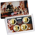 2008 Presidential $1 Coin Proof Set 4 Coins PD3