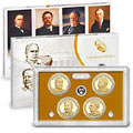 2013 Presidential $1 Coin Proof Set PE3