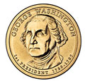 2007-D CH BU Washington Presidential Dollar Singles