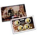 2009 Presidential $1 Coin Proof Set PD6