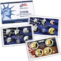 2008 U.S. Mint Clad Proof Set