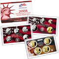 2008 U.S. Mint Silver Proof Set